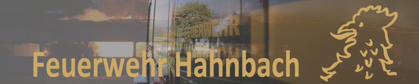 Freiwillige Feuerwehr Hahnbach e.V.